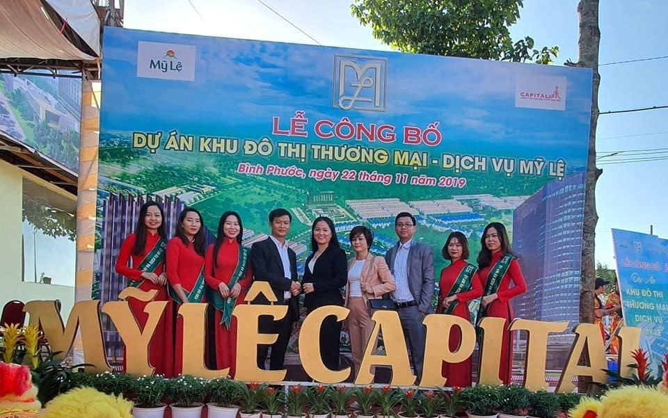 công bố dự án mỹ lệ capital