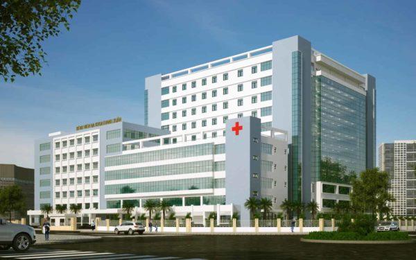 Bệnh viện (hình minh họa)