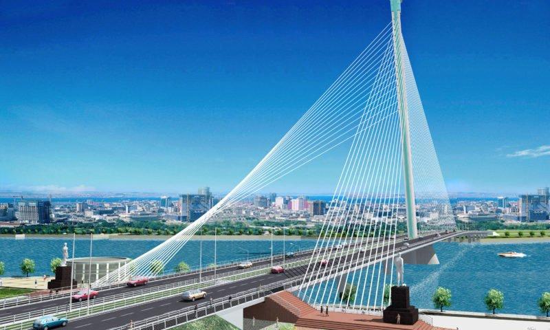 Phương án xây cầu Cát Lái nối TP Thủ Đức với Nhơn Trạch